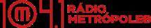 Metrópoles FM 104,1