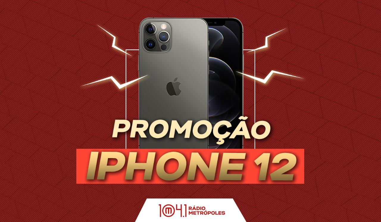 Promoção IPHONE 12
