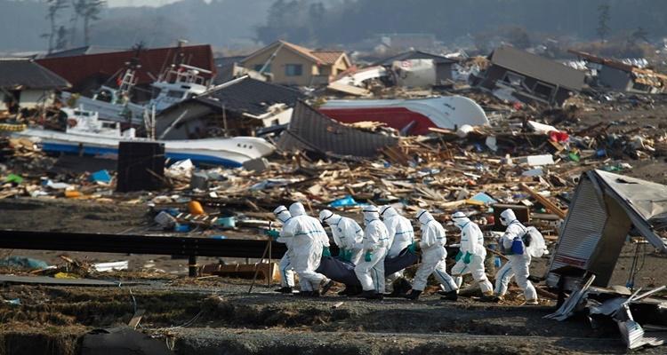 Fukushima, março de 2011