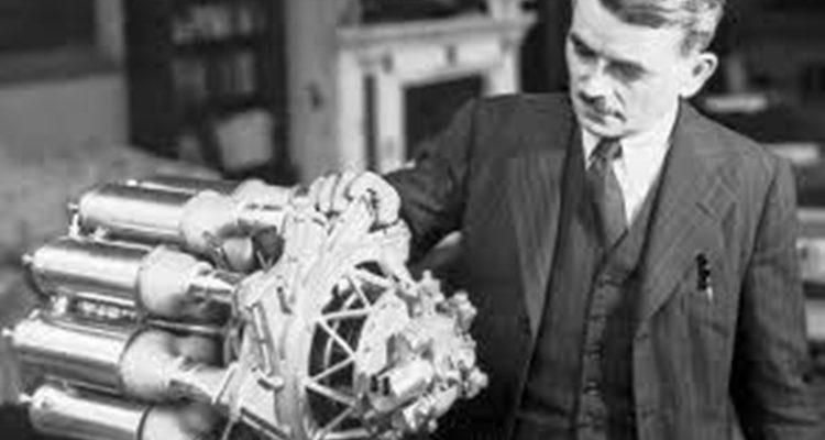O inventor do turbojato