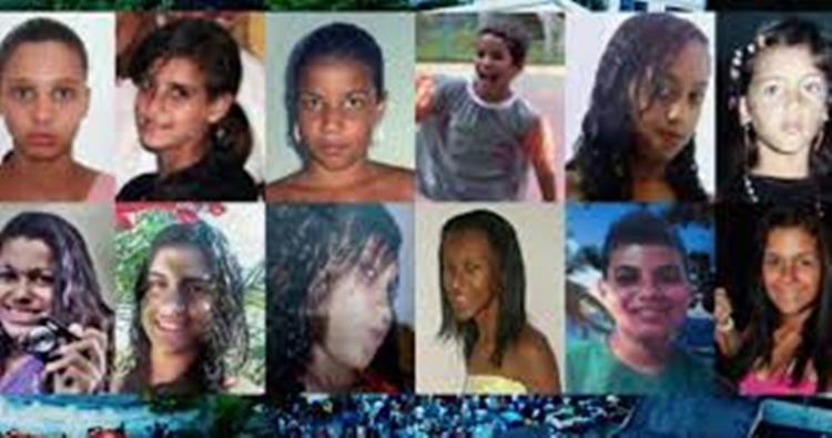 As 12 vitimas do massacre do Realengo