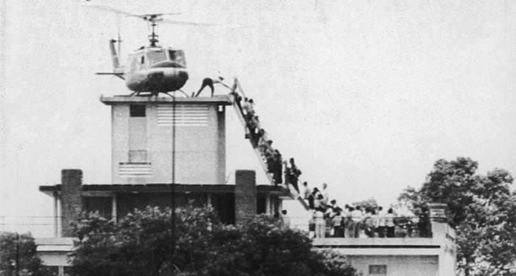 Evacuação de Saïgon 1975