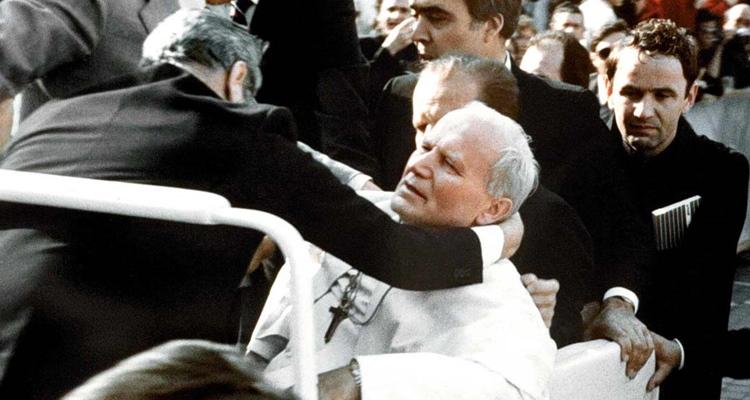 Atentado contra João Paulo II